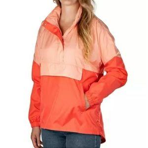 NWT Lauren James Wmns XXL Pullover Anorak Jacket
